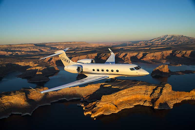 G500 operating lease