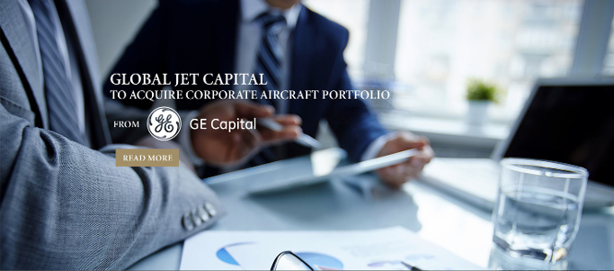 global jet capital acquires corporate aircraft portfolio from ge capital