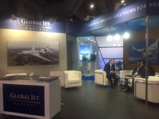 global jet capital at 2015 dubai airshow