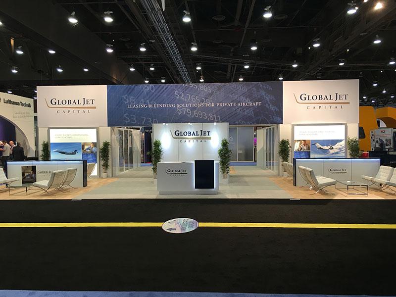 Global Jet Capital Attends NBAA 2015