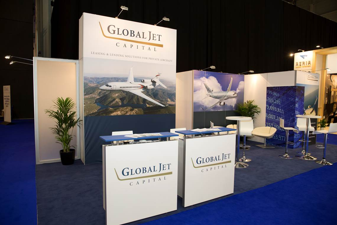 Global Jet Capital Attended EBACE 2015